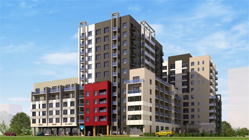 Sage VI Condominiums at 251 Hemlock Street, Waterloo, Ontario. Image 2
