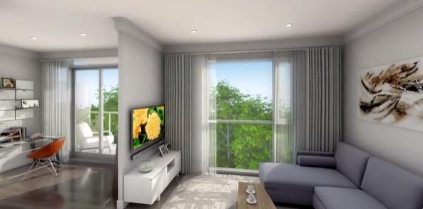 Oggi Boutique Townhomes at 5289 Highway 7, Vaughan, Ontario. Image 4