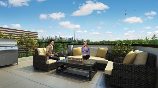 Oggi Boutique Townhomes at 5289 Highway 7, Vaughan, Ontario. Image 7