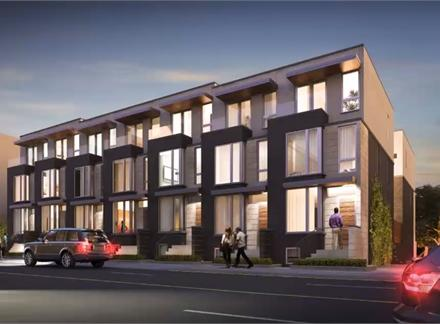Bold Towns at 837 Broadview Ave, Toronto, Ontario. Image 1