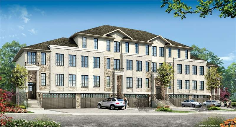 Mission Hill on Bayview at 10655 Bayview Ave, Richmond Hill, Ontario. Image 2