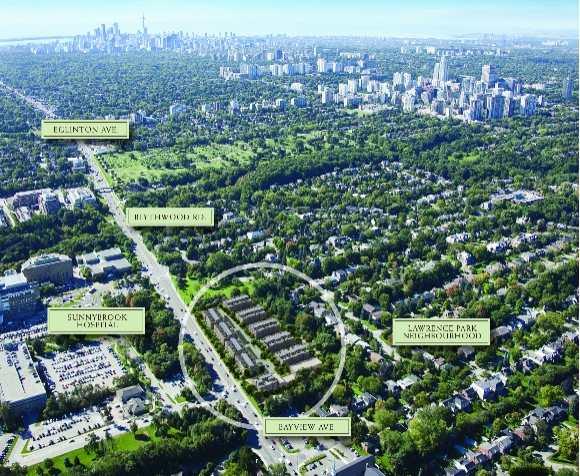 Canterbury Lawrence Park at 2130 Bayview Ave, Toronto, Ontario. Image 5