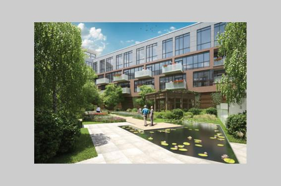 Varley Condominium Residences at 20 Fred Varley Drive, Markham, Ontario. Image 2