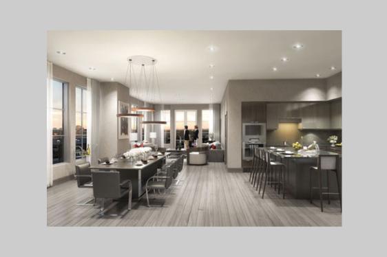 Varley Condominium Residences at 20 Fred Varley Drive, Markham, Ontario. Image 3