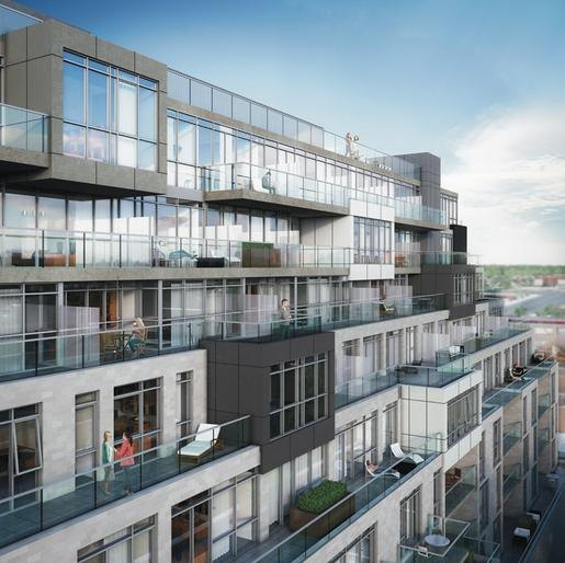 The Nest Condos at St. Clair Avenue West & Hendrick Avenue, Toronto, Ontario. Image 7