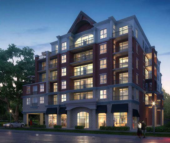 Seasons Condominiums at 34 Plains Road East, Burlington, Ontario. Image 1