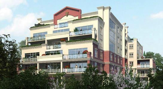 Seasons Condominiums at 34 Plains Road East, Burlington, Ontario. Image 2
