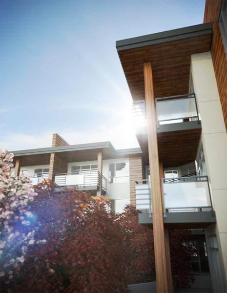 Remix Condos at 733 W 14 St, North Vancouver, British Columbia. Image 3