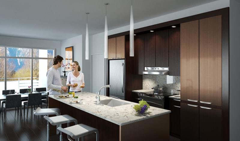 Remix Condos at 733 W 14 St, North Vancouver, British Columbia. Image 7
