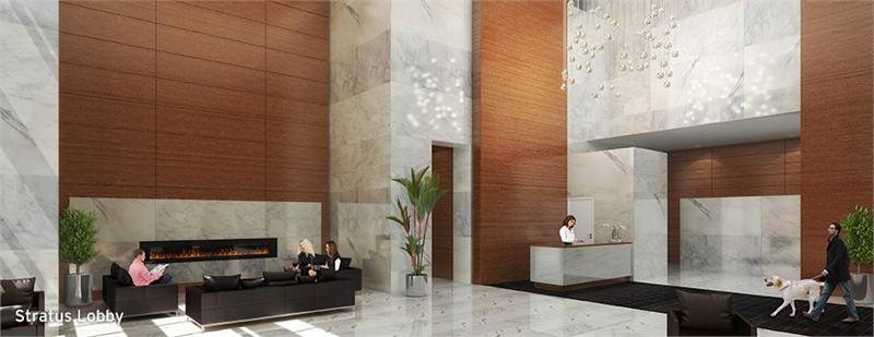 Solo District Condos at Lougheed Hwy & Willingdon Ave, Burnaby, British Columbia. Image 11