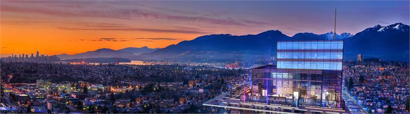 Solo District Condos at Lougheed Hwy & Willingdon Ave, Burnaby, British Columbia. Image 12