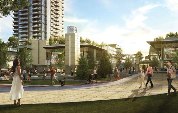 Solo District Condos at Lougheed Hwy & Willingdon Ave, Burnaby, British Columbia. Image 16
