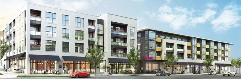 Boheme Condos at E Hastings St & Commercial Dr, Vancouver, British Columbia. Image 3
