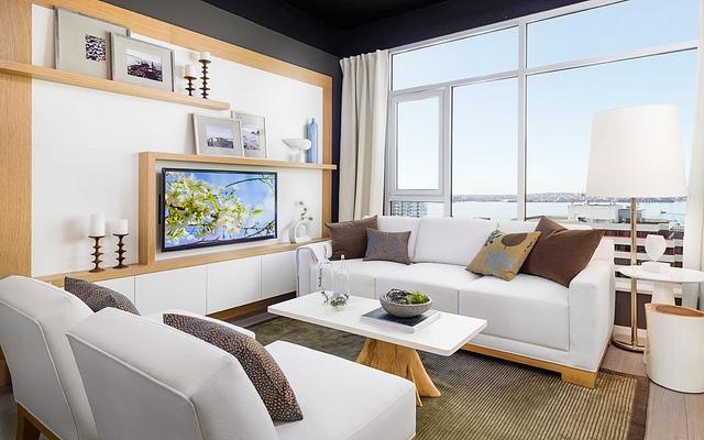 Capstone Condos at 129 2 Street West, North Vancouver, British Columbia. Image 3
