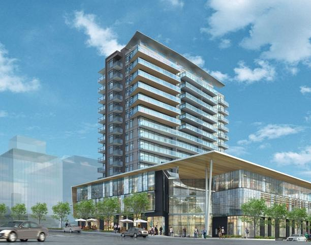 The Prescott at 1250 Lonsdale Ave, North Vancouver, British Columbia. Image 1