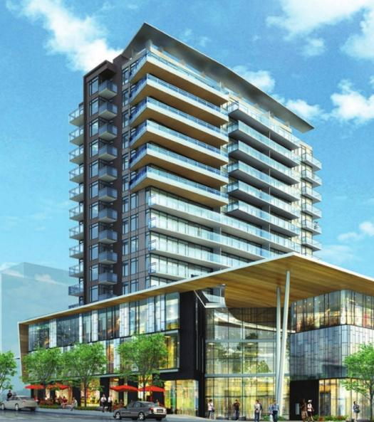 The Prescott at 1250 Lonsdale Ave, North Vancouver, British Columbia. Image 2
