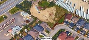 Vacant Land at 0 Oaktree Circ, Mississauga, Ontario. Image 1