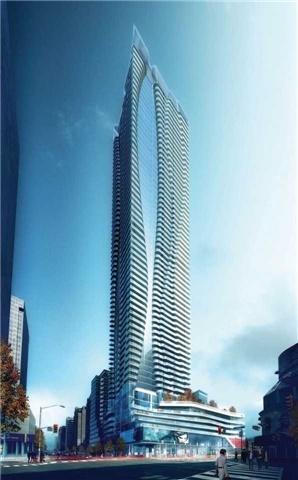 Condo Apartment at 1 Bloor St E, Unit 7405, Toronto, Ontario. Image 1