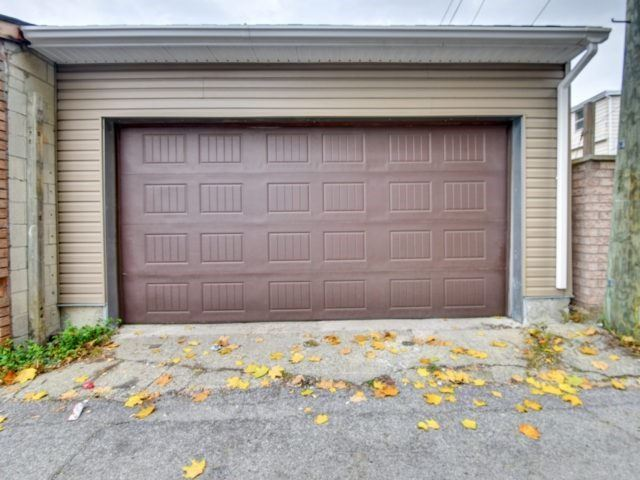 Semi-detached at 381 Brock Ave, Toronto, Ontario. Image 8
