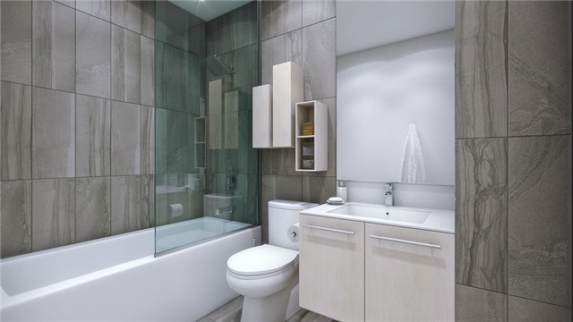 Condo Apartment at 99 Broadway Ave, Unit 2301, Toronto, Ontario. Image 6