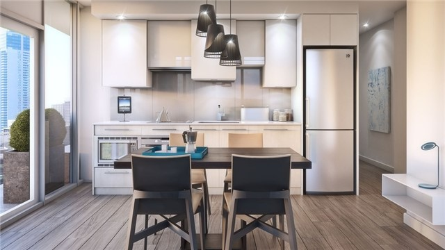 Condo Apartment at 99 Broadway Ave, Unit 2301, Toronto, Ontario. Image 7