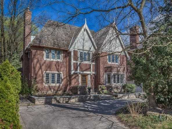 Detached at 23 Dunvegan Rd, Toronto, Ontario. Image 1