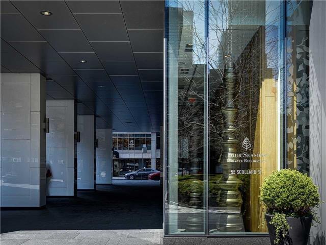 Condo Apartment at 55 Scollard St, Unit 206, Toronto, Ontario. Image 9
