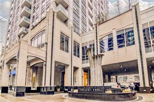 Condo Apartment at 763 Bay St, Unit 4605, Toronto, Ontario. Image 1
