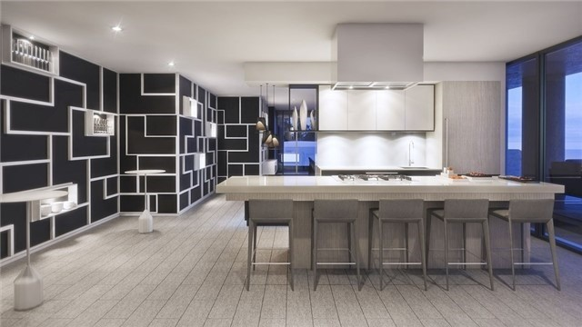 Condo Apartment at 99 Broadway Ave, Unit 1509, Toronto, Ontario. Image 12