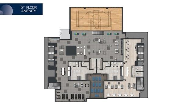 Condo Apartment at 99 Broadway Ave, Unit 1509, Toronto, Ontario. Image 14