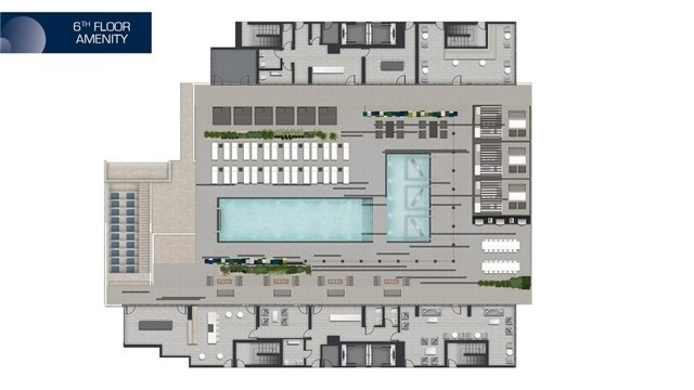 Condo Apartment at 99 Broadway Ave, Unit 1509, Toronto, Ontario. Image 2