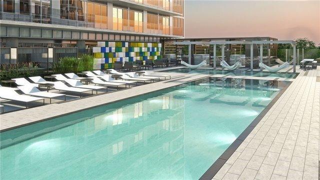 Condo Apartment at 99 Broadway Ave, Unit 1509, Toronto, Ontario. Image 10