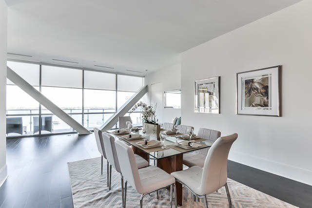 Condo Apartment at 29 Queens Quay E Way E, Unit Ph1204, Toronto, Ontario. Image 18