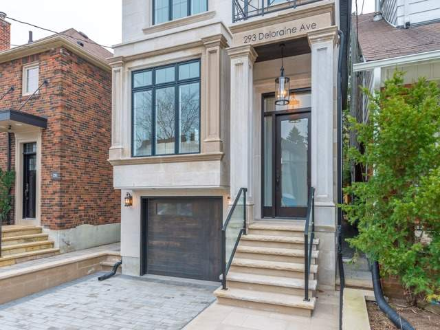Detached at 293 Deloraine Ave, Toronto, Ontario. Image 1