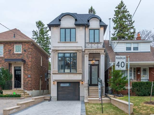 Detached at 293 Deloraine Ave, Toronto, Ontario. Image 12