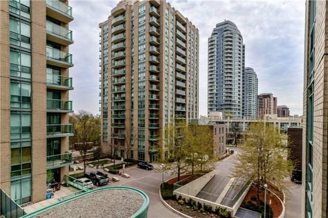 Condo Apartment at 22 Olive Ave, Unit 508, Toronto, Ontario. Image 4