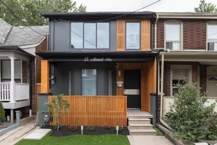 Townhouse at 83 Mitchell Ave, Toronto, Ontario. Image 1