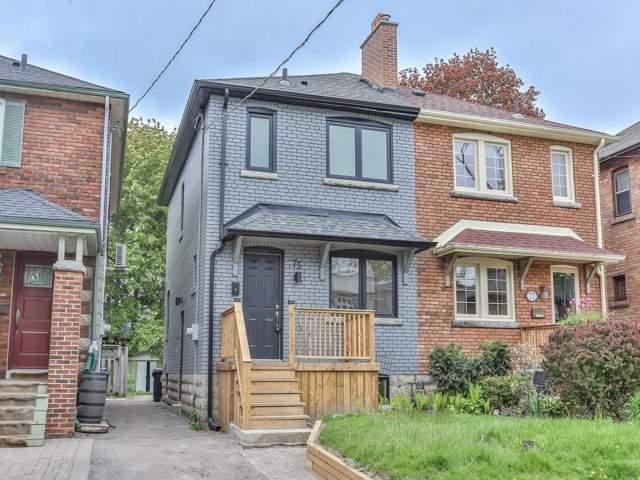 Semi-detached at 75 Glengarry Ave, Toronto, Ontario. Image 1