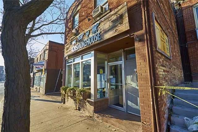 Townhouse at 296 Gerrard St E, Toronto, Ontario. Image 8