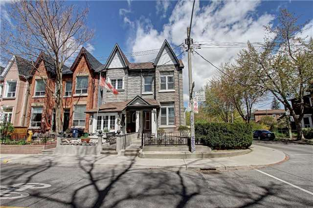 Semi-detached at 26 Lindsey Ave, Toronto, Ontario. Image 2