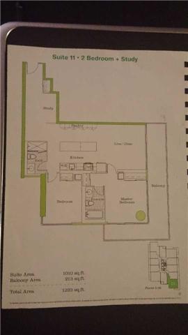 Condo Apartment at 33 Singer Crt, Unit 1011, Toronto, Ontario. Image 6
