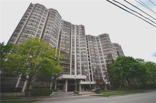 Condo Apartment at 10 Kenneth Ave, Unit 1406, Toronto, Ontario. Image 1