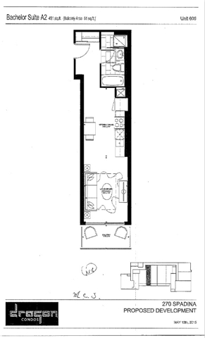 Condo Apartment at 10 Willison Sq, Unit 205, Toronto, Ontario. Image 5