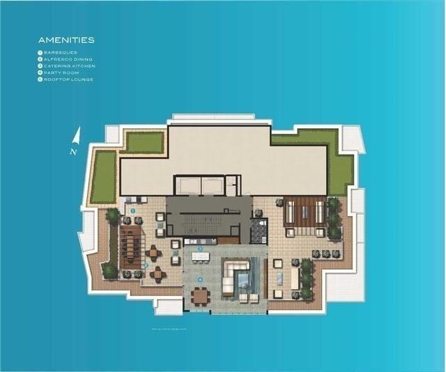 Condo Apartment at 28 Avondale Ave, Unit 601, Toronto, Ontario. Image 10