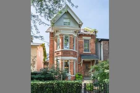 Fourplex at 312 Seaton St, Toronto, Ontario. Image 1