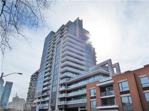 Condo Apartment at 68 Canterbury Pl, Unit 221, Toronto, Ontario. Image 1