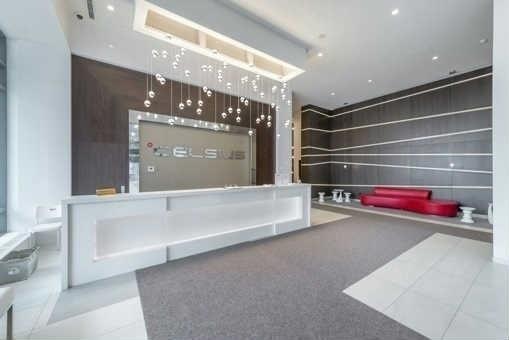 Condo Apartment at 68 Canterbury Pl, Unit 221, Toronto, Ontario. Image 4