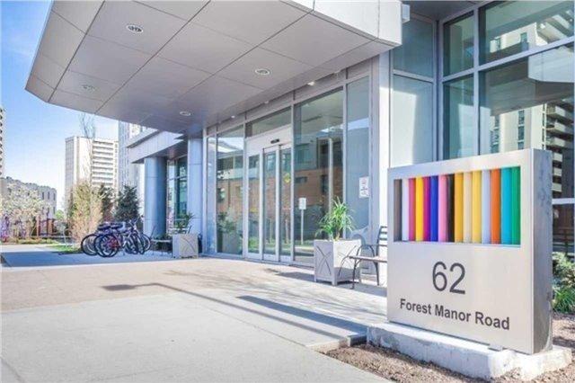 Condo Apartment at 62 Forest Manor Rd, Unit 1211, Toronto, Ontario. Image 11
