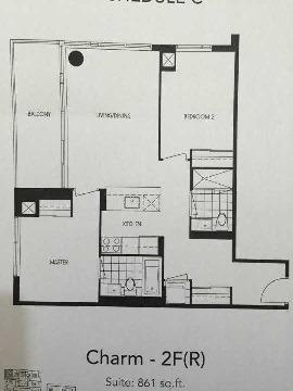 Condo Apartment at 62 Forest Manor Rd, Unit 1211, Toronto, Ontario. Image 8