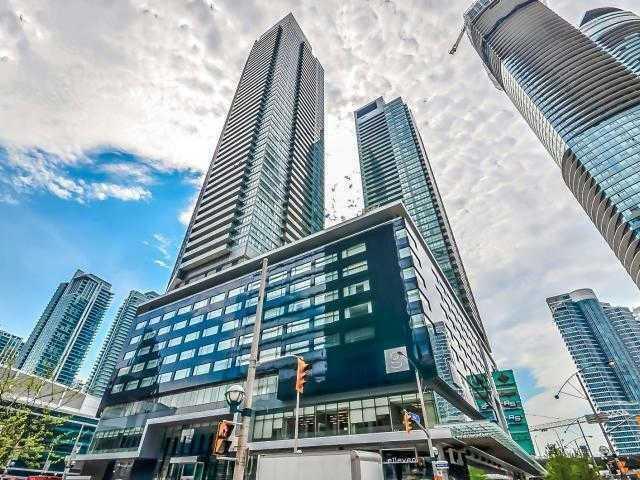 Condo Apartment at 65 Bremner Blvd, Unit 1309, Toronto, Ontario. Image 1